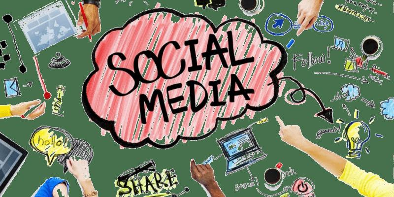 Illustration Social Média